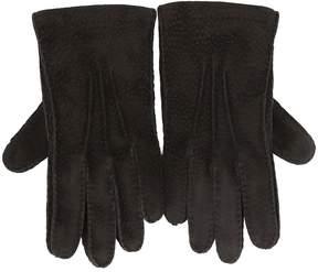 Portolano Brown Gloves