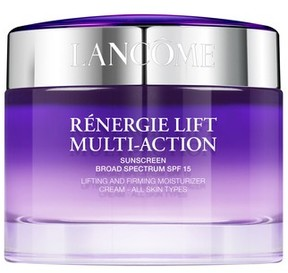 Lancôme Renergie Lift Multi Action Moisturizer Cream Spf 15 For All Skin Types