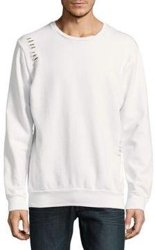 Drifter Brayden Pullover Cotton Sweater