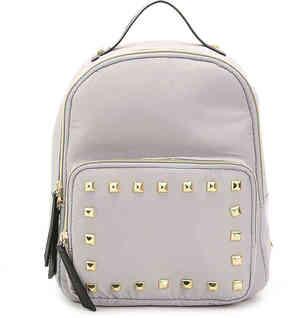 T-Shirt & Jeans Women's Nylon Studded Mini Backpack