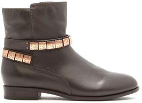Sporto Julia Water-Resistant Leather Bootie