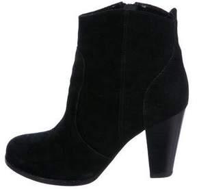 Joie Suede Dalton Ankle Boots