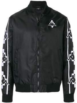 Marcelo Burlon County of Milan Kappa bomber jacket