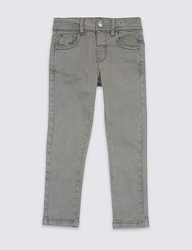 Marks and Spencer Adjustable Waist Jeans (3 Months - 5 Years)
