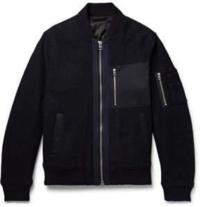 Gant Wool Bomber Jacket