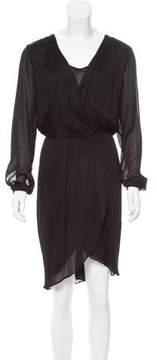 DAY Birger et Mikkelsen Long Sleeve Embellished Dress