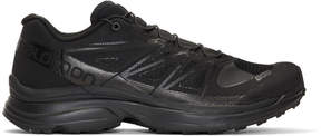 Salomon Black Limited Edition S-Lab Wings 8 Sneakers