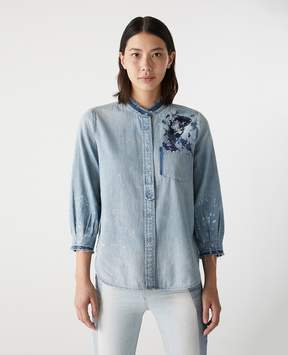 AG Jeans The Courtney Button Up
