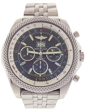 Breitling Bentley A44364 Stainless Steel Grey Automatic 49mm Men