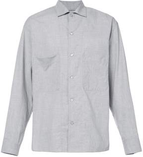 Lemaire soft military shirt