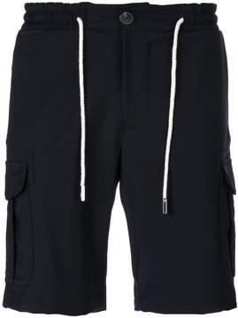 Eleventy cargo shorts