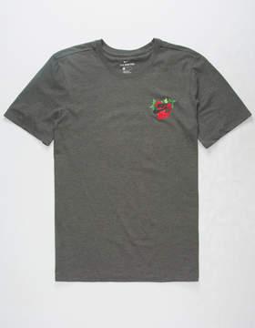 Nike Sb Colorful Hibiscus Mens T-Shirt