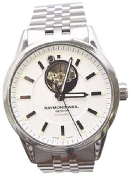 Raymond Weil 2710 Stainless Steel with White Dial 42mm Mens Watch