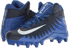 Nike Alpha Menace Varsity Mid Football Kids Shoes