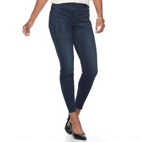 Apt. 9 Women's Curvy Pull-On Skinny Jeans