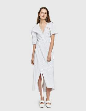 CHRISTOPHER ESBER Coiled Multi Zip Dress