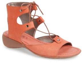 The Flexx Women's Lace-Up Gladiator Sandal