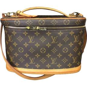 Louis Vuitton Nice cloth vanity case