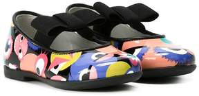 Fendi Bag Bugs ballerinas