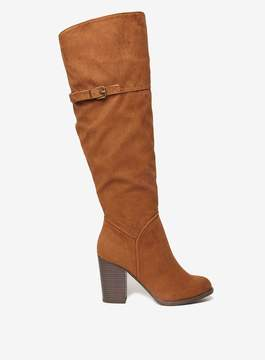 Dorothy Perkins Tan 'Kadie' Knee High Boots