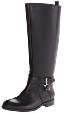Enzo Angiolini Women's Daniana Wide Riding Boot.