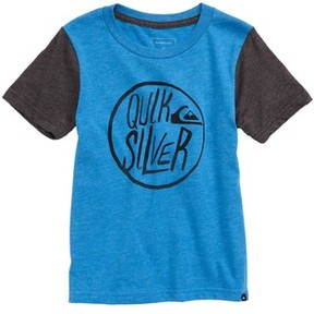 Quiksilver Toddler Boy's Kool Shapes Graphic T-Shirt