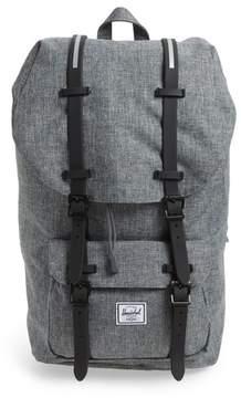 Herschel Men's 'Little America' Backpack - Grey