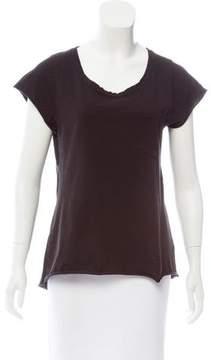 OAK Short Sleeve Scoop Neck T-shirt