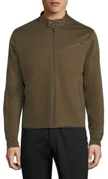 Ralph Lauren Zip-Front Active Jacket