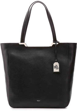 Lauren Ralph Lauren Women's Arlington Leather Tote