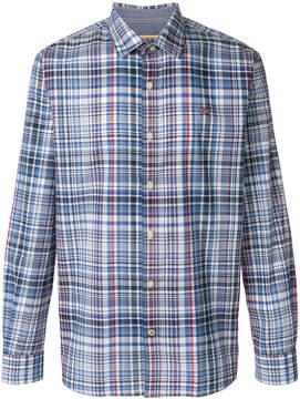 Napapijri checked shirt