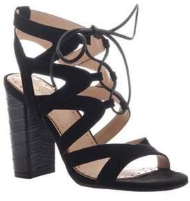 Madeline Women's Brunette Lace Up Sandal.