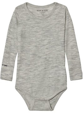 Mini A Ture Ellis Body, B Light Grey Melange