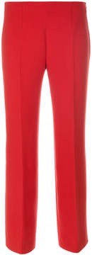 Agnona straight leg trousers