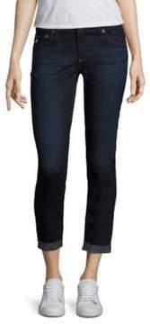 AG Adriano Goldschmied Stilt Roll-Up Skinny Jeans