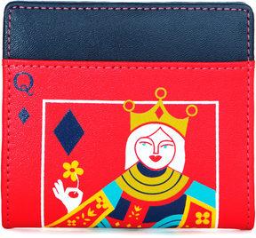 Queen Mini Bi-fold Wallet