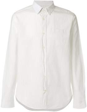 Closed pocket shirt