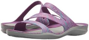 Crocs Swiftwater Graphic Sandal Women's Sandals