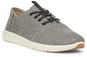 Toms Del Rey Coated Linen Sneaker