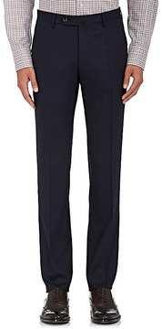 Incotex Men's S-Body Slim-Fit Wool-Blend Trousers
