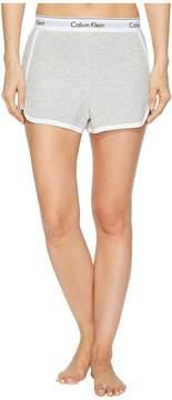 Calvin Klein Underwear Modern Cotton Loungewear Sleep Shorts Women's Pajama