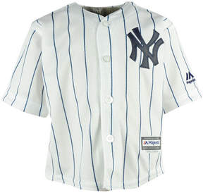 Majestic Toddlers' New York Yankees Replica Jersey