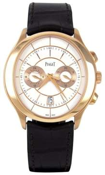 Piaget Gouverneur G0A37112 18K Rose Gold 43 mm Mens Watch