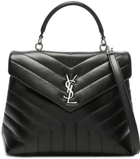Saint Laurent Monogramme Loulou Top Handle Bag