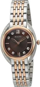 Bulova Diamonds - 98R230 Watches
