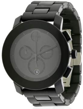 Movado Bold Chronograph Mens Watch 3600048