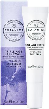 Botanics Triple Age Renewal Hydrating Eye Serum