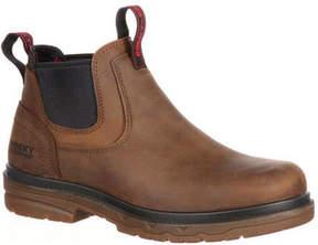 Rocky Men's Elements Shale Steel Toe Met-Guard Boot RKK0159
