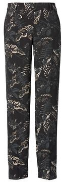 Banana Republic Avery Ankle-Fit Floral Pant