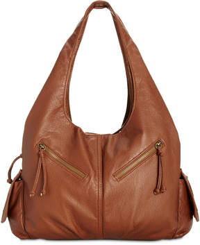 Style & Co Triple Compartment Slouchy Hobo, Created for Macy's